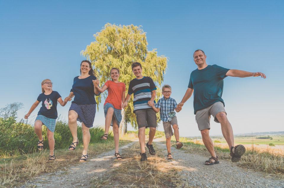 Familien-Zeit